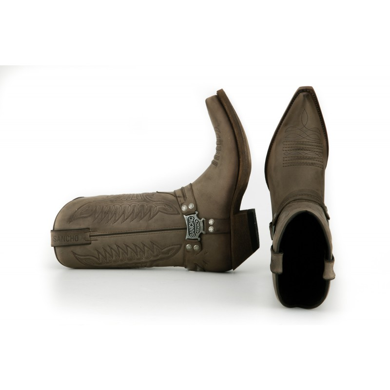 fd2b1f2f0c ... Sancho Abarca 9931 Cowboy Boots - Nairobi Ceniza. 1 Kundenstimme