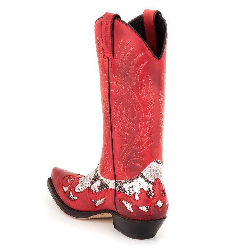 Western botas botas de vaquero botas motorista Boots wb-01